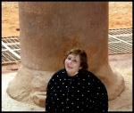 Epi admires Petra